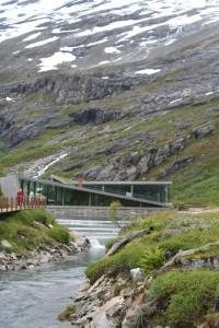 landschapsarchitectuur Trollstigen noorwegen