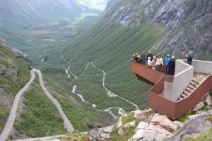 landschapsarchitectuur noorwegen