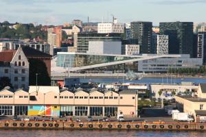 stedenbouw oslo noorwegen